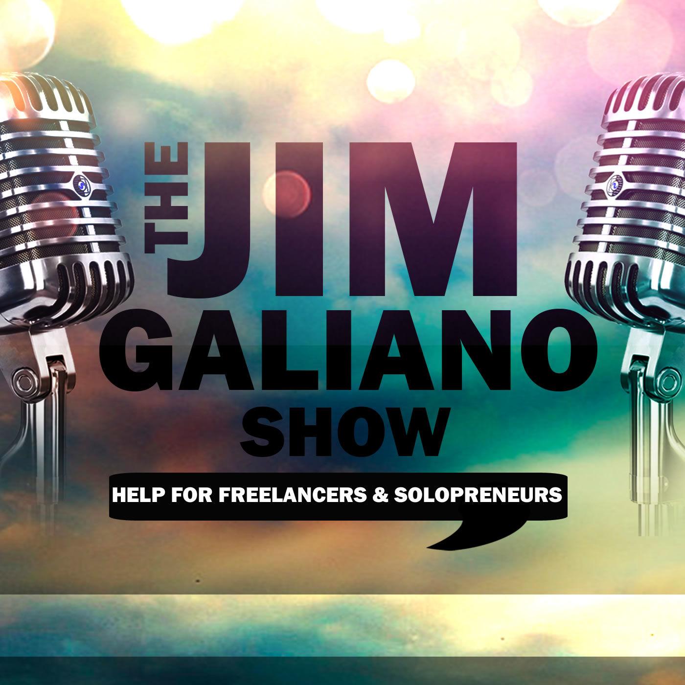 The Jim Galiano Show: Build Your Web Presence