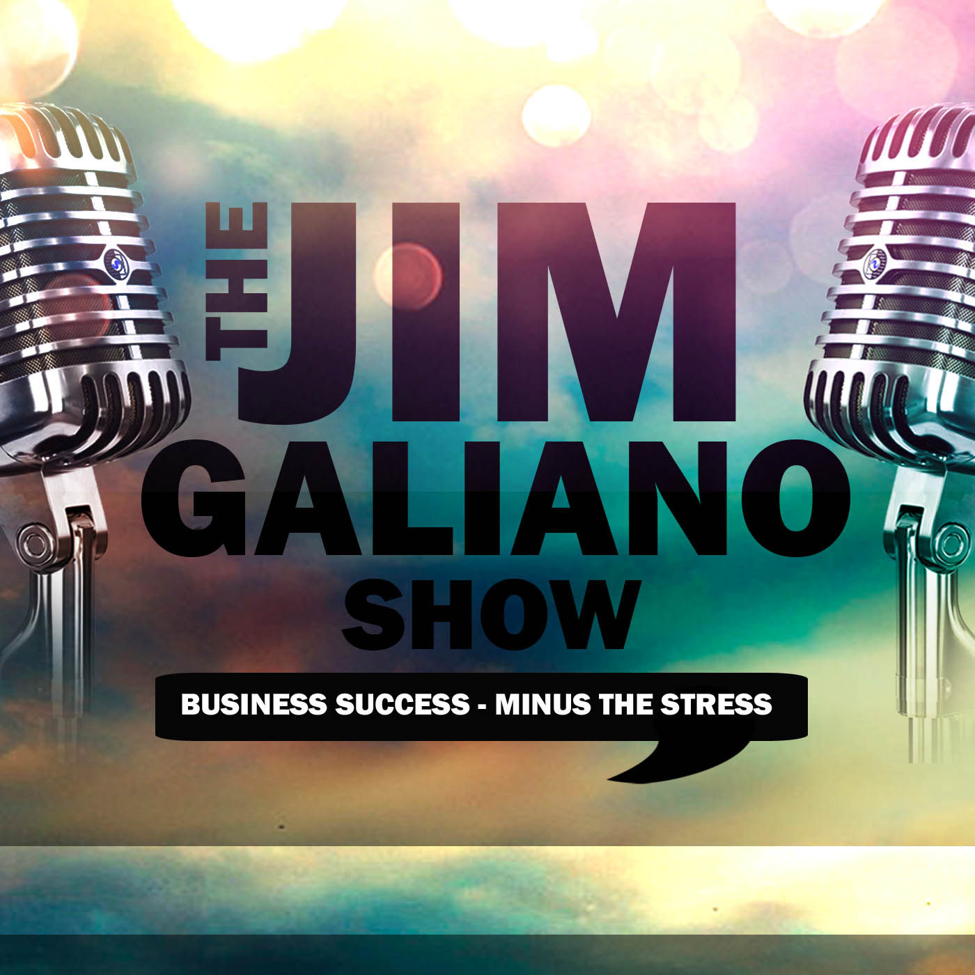 The Jim Galiano Show: Digital Success Minus the Stress