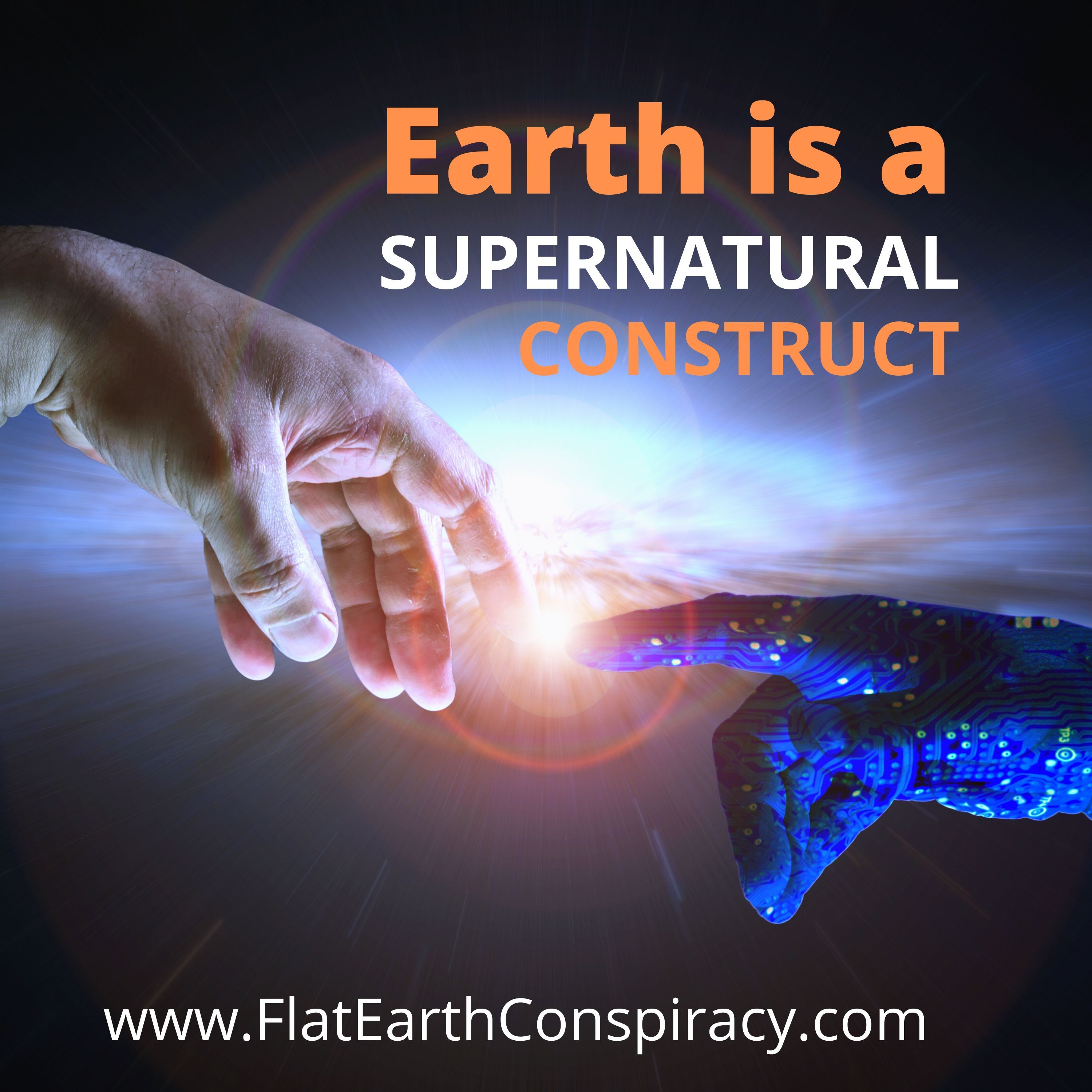 Flat Earth Conspiracy - Earth Is A Construct