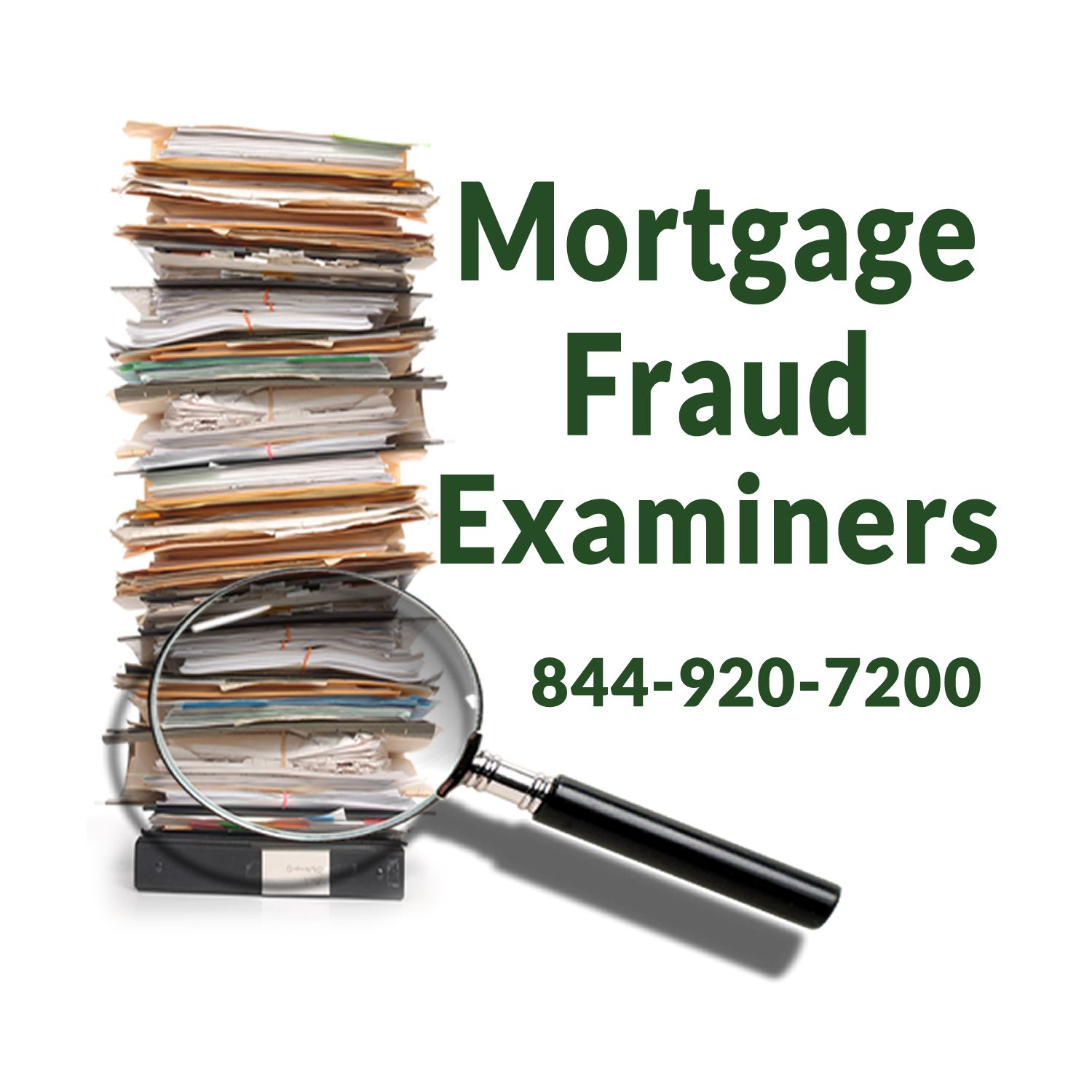 Mortgage Fraud Examiners