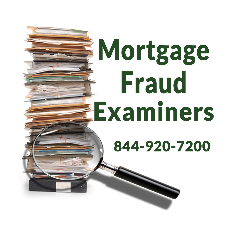 Mortgage Fraud Examiners